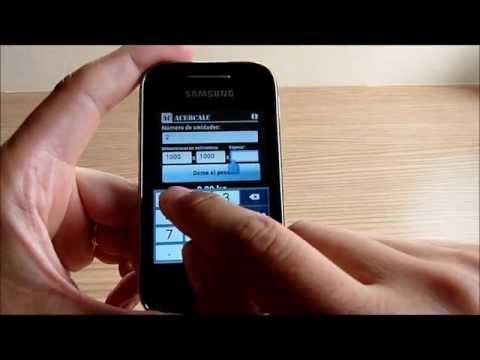 Video of AcerCalc Lite