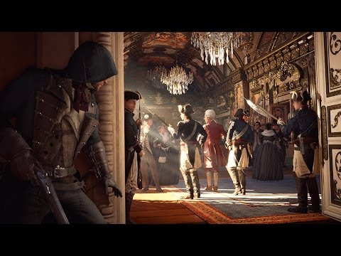 assassin - Assassin's Creed Unity Gameplay Demo (HD) (E3 2014) Subscribe ▻ http://bit.ly/GamesHQMedia.