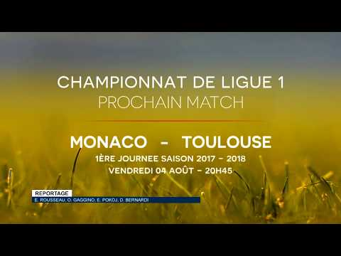 Reprise du Championnat de Ligue 1 pour l'AS Monaco