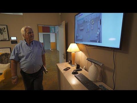 Έξυπνα σπίτια εξασφαλίζουν την αυτόνομη διαβίωση ηλικιωμένων…