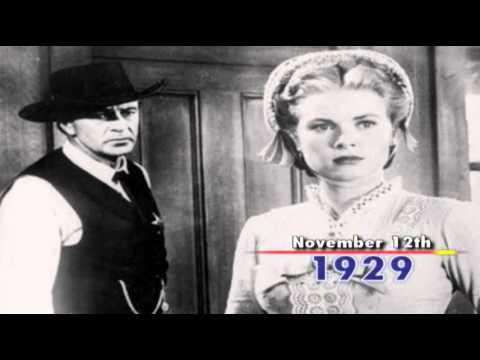 Today in history: November 12