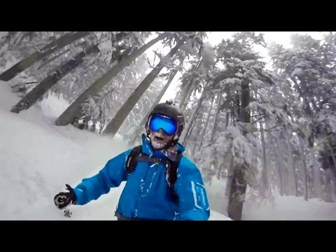 GoPro HD: Mike Douglas Powder - TV Commercial - You In HD
