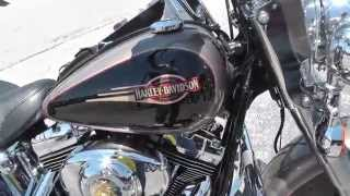 10. 035461 - 2005 Harley Davidson Heritage Softail Classic FLSTCI - Used Motorcycle For Sale