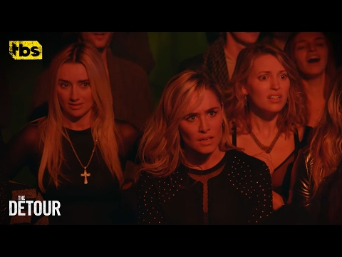 The Detour: Herpes [CLIP] | Season 2, Ep. 9 | TBS