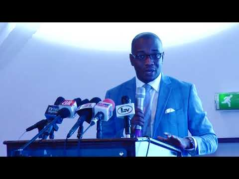 TStv Africa MD/CEO speech