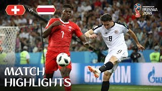 Video Switzerland v Costa Rica - 2018 FIFA World Cup Russia™ - Match 42 MP3, 3GP, MP4, WEBM, AVI, FLV Maret 2019
