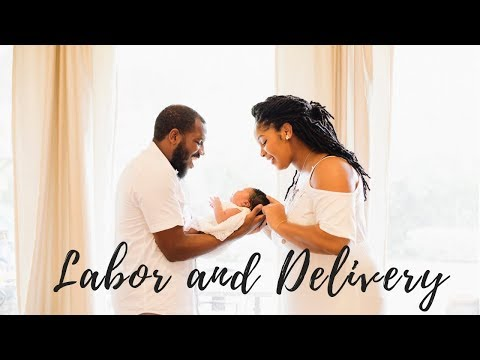 VLOG: Labor and Delivery 2017