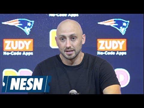 Brian Hoyer Patriots vs. Redskins preseason postgame press conference