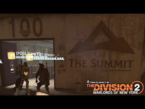 The Division 2 | Floor 100 Surprised Us! The Summit
