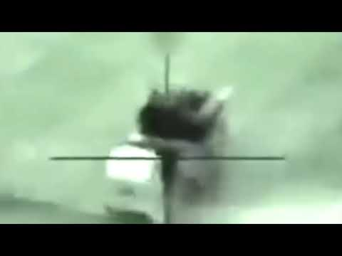 ВВС Израиля показали как уничтожили в Сирии новейший российский ЗРК Панцырь С. - DomaVideo.Ru