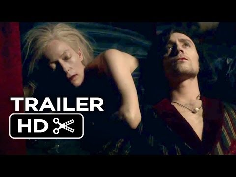 Only Lovers Left Alive Official Trailer #1 (2014) - Tom Hiddleston Fantasy Horror Movie HD