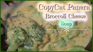 CopyCat Panera Broccoli Cheese Soup is serious business! Twitter: https://twitter.com/OrganicMomKitch GooglePlus: https://plus.google.com/u/0/ Pinterest: htt...