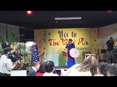 Hội tụ Thơ Việt ở Đức - Múa mở màn