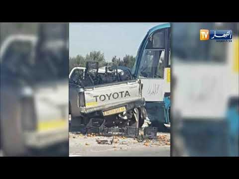 غليزان: وفاة شخص وإصابة إثنين آخرين في حادث مرور بمنطقة المطمر