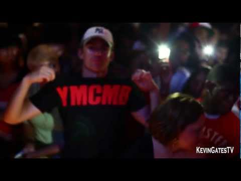 KEVIN GATES - RETAWDID FA REAL feat. FLOW (HD)