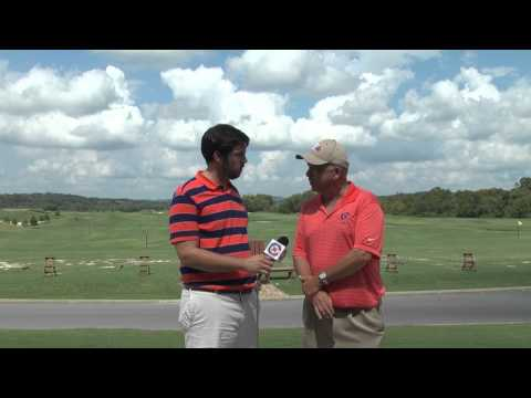 Carson-Newman Men's Golf: Randy Wylie Post SMI 9-9-14