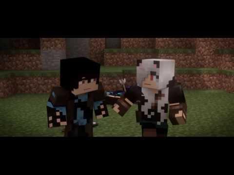 Minecraft Голодные игры анимация (видео)