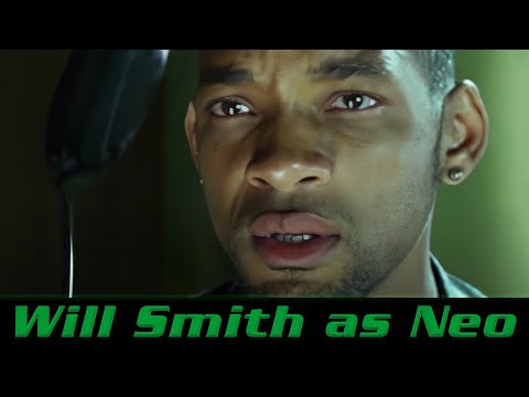 What if The Matrix Starred Will Smith