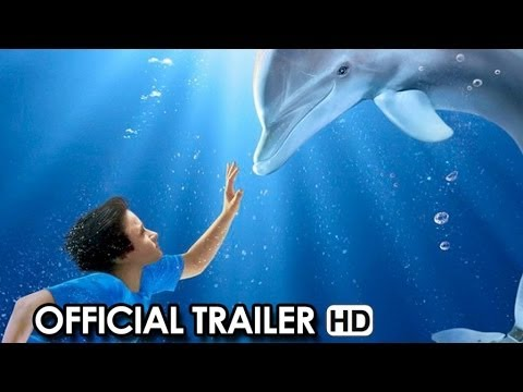 Dolphin Tale 2 Official Trailer (2014) HD