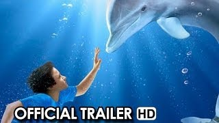 Nonton Dolphin Tale 2 Official Trailer  2014  Hd Film Subtitle Indonesia Streaming Movie Download