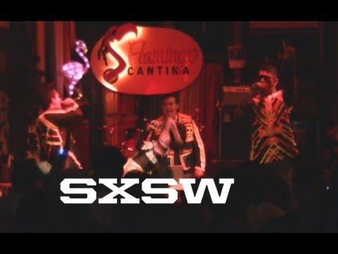 Gang do Eletro no SXSW 2013 - Austin TX