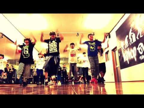 Girl talk/TLC choreographer U★KA
