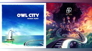 Owl City + AJR - Fireflies/Turning Out (Mashup)