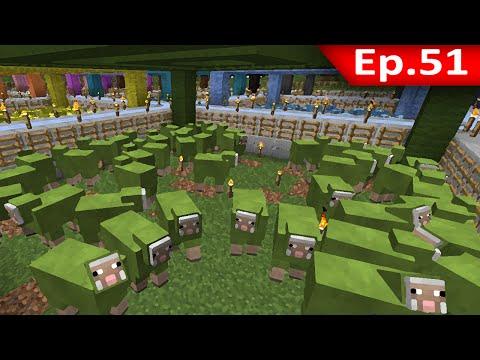 Tackle⁴⁸²⁶ Minecraft (1.7.9) #51 – ต้องดู! สิ่ง