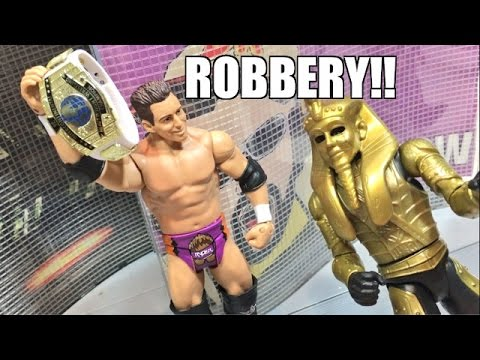 WWE ACTION INSIDER: Zack Ryder Mattel Superstars Series 61 Wrestling Figure Review!