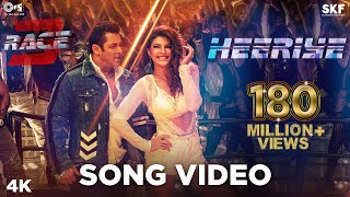 Video Heeriye Song Video - Race 3 | Salman Khan, Jacqueline | Meet Bros ft. Deep Money, Neha Bhasin MP3, 3GP, MP4, WEBM, AVI, FLV Mei 2018