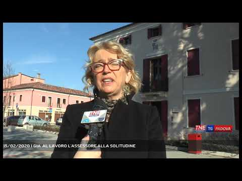 15/02/2020 | GIA' AL LAVORO L'ASSESSORE ALLA SOLITUDINE