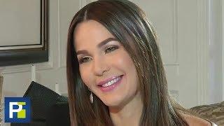 La presentadora Luz García abre su corazón y habla de lo duro que ha sido ser madre soltera