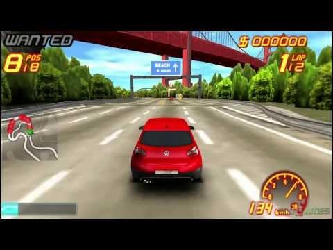 Asphalt : Urban GT 2 PSP