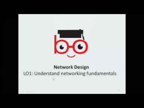 Unit 5.41 Network Design