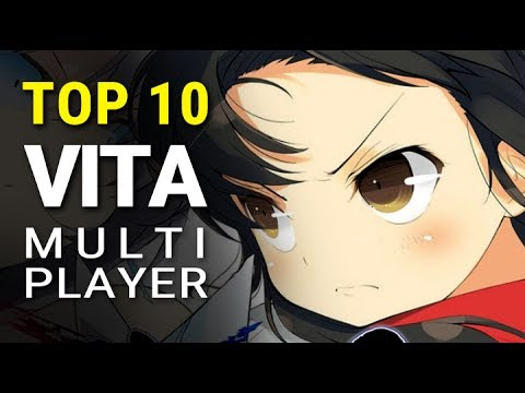 Top 10 Best PS Vita Multiplayer