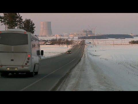 Ostrowez (Weissrussland): Streit um Kernkraftwerk an  ...