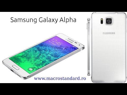 Telefon mobil Samsung Galaxy Alpha
