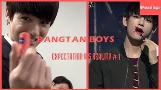 Download Lagu BTS (방탄소년단) - EXPECTATION VS REALITY #1 ft.BozRose Mp3