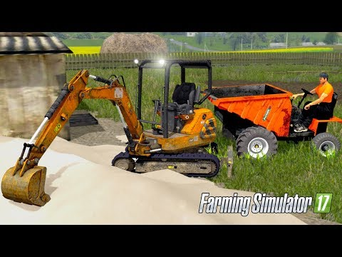 KST Bobcat Mini Excavator v2.4.7