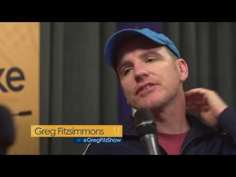 Greg Fitzsimmons talks 
