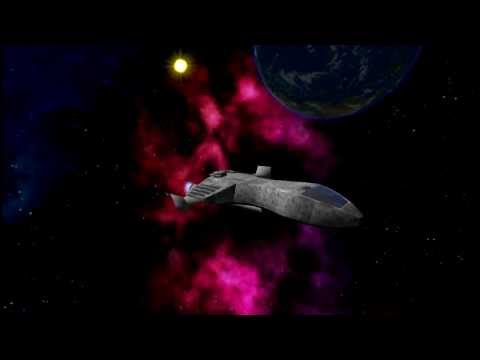 Video of Supremacy. 3D space warfare.