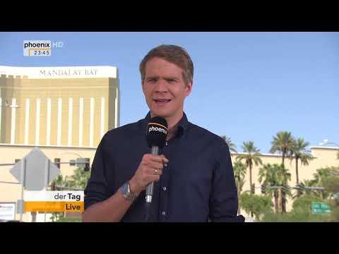Attentat in Las Vegas: Daniel Pontzen mit aktuellen ...