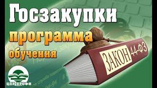 Видеолекции по 44 ФЗ (фрагменты)