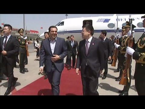 «Ενισχύουμε τη στρατηγική συνεργασία Ελλάδας-Κίνας»