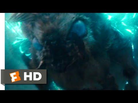 Godzilla: King of the Monsters (2019) - Mothra Attacks Scene (8/10)   Movieclips