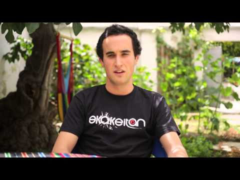 Watch Mikel, our Social Media intern on his experience at Sustainable Bolivia