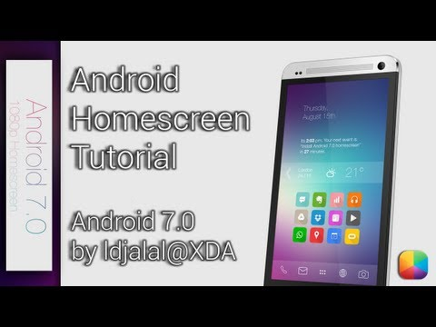 Android 7.0 Tutorial