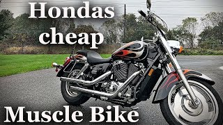 2. Watch this before you buy a Honda 1100 Sabre