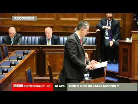 Northern Ireland - Sir Liam Donaldson to head health service investigation - 8 April 2014