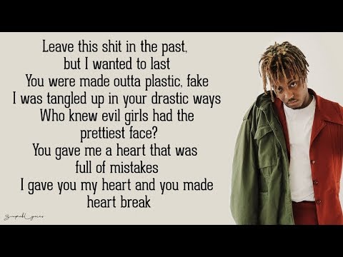 Juice Wrld - Lucid Dreams (Lyrics)